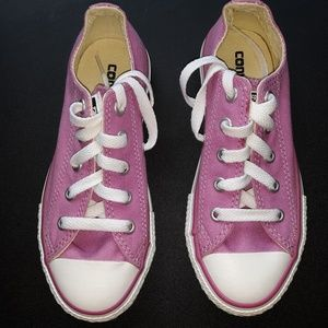 Girls Converse sneakers